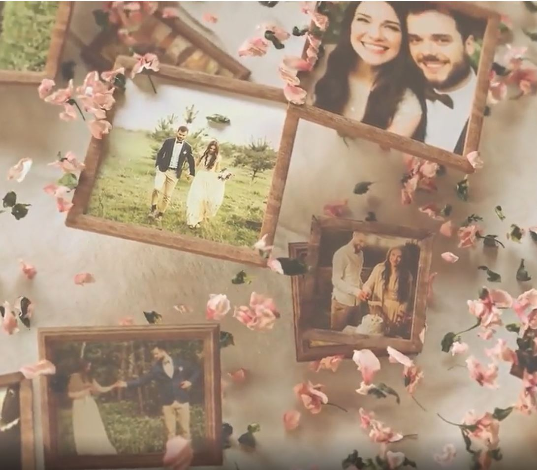 immagine per un regalo di anniversario con foto video